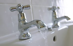 hot-water-faucet